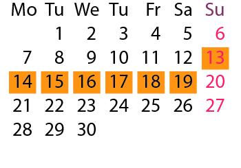 Kalender - IS